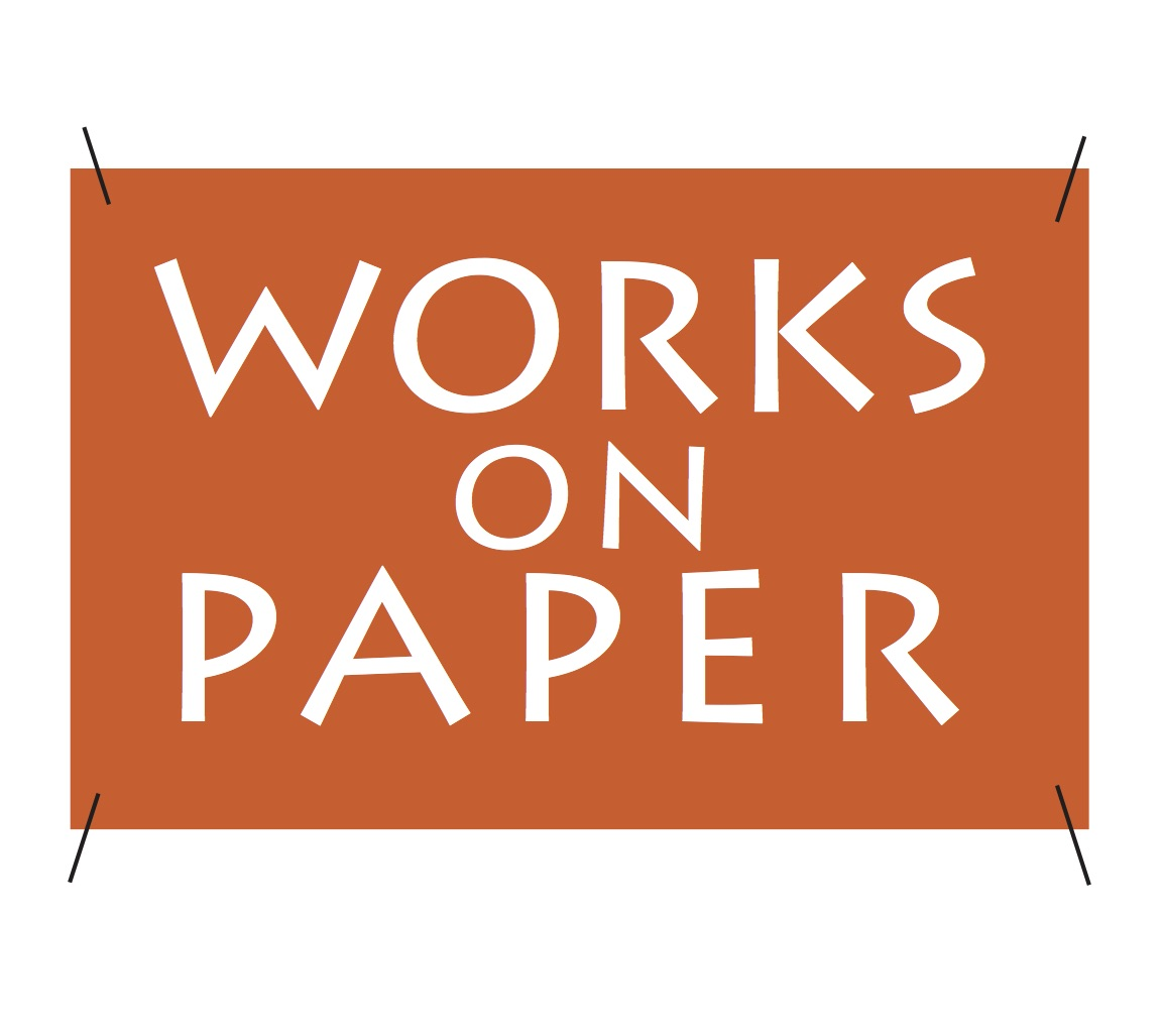 "Coming Soon Moving Gallery's  Webshop ""Works On Paper"""